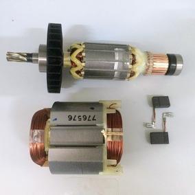 Kit Rotor + Estator Martelete Hr2470 Makita 110v Original