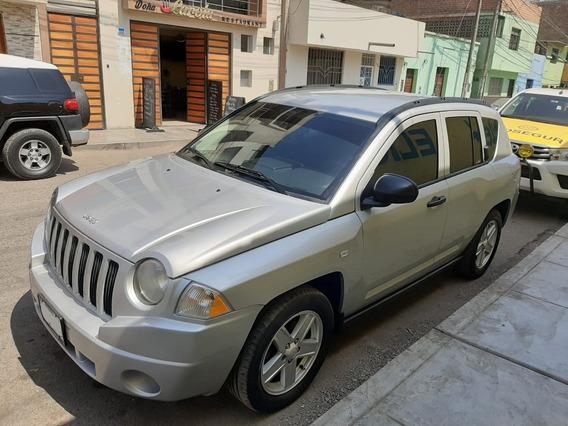 Jeep Compass, Motor: Gasolinero De 95 Año: 2008 Plomo