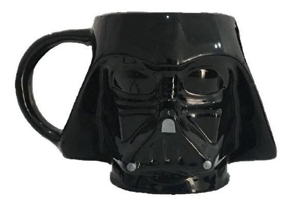 Caneca Formato 3d Darth Vader - Star Wars Oficial