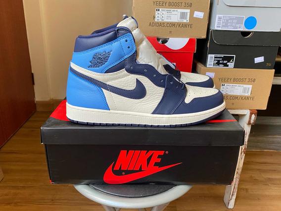 Tênis Nike Air Retro Jordan 1 Off White adidas Yeezy High