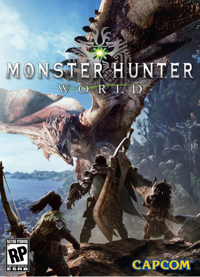 Monster Hunter: World Steam Cd Key Original Pc Imediato