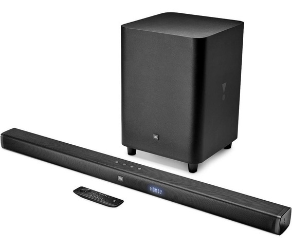Soundbar Jbl Bar 3.1 Hdmi Bivolt Bluetooth