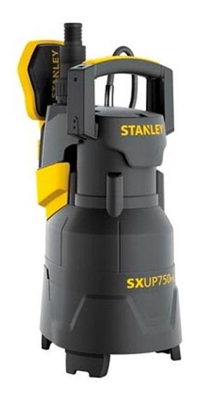 Bomba Sumergible Stanley Agua Limpia/sucia 750w 13.500 L/h