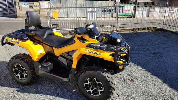 Quadriciclo Can Am 650cc Max
