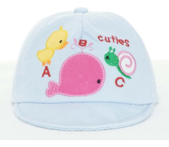 Gorra De Algodón Para Bebé Gorro De Niño Sombrero Gn 16-015