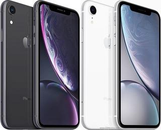 Celular Nuevo iPhone Xr 128gb / 3gb Ram 12mp/7mp / 4g