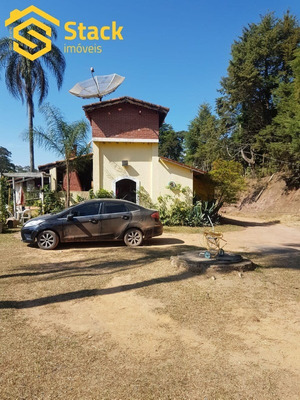 Sitio Rural Em Jarinu - Sp, Maracanã - St00011