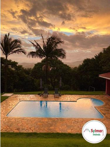 Imagem 1 de 28 de Chácara Com 2 Dorms, Centro, Vargem - R$ 840 Mil, Cod: 2588 - V2588