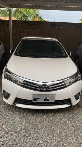 Corolla Altis Modelo Novo Unica Dona 2014/2015 59000 Km