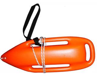 Torpedo Salvavidas Baywatch Rescate Guardavidas Plastico