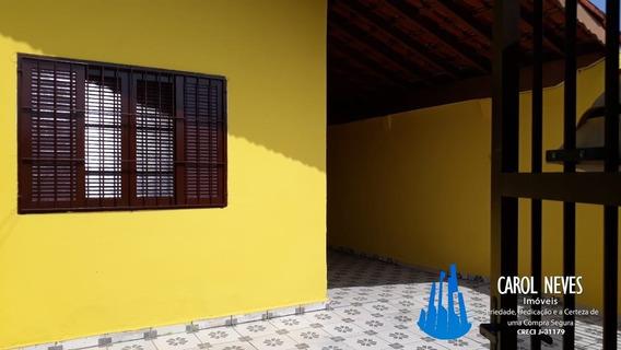 3839 - Casa 2 Dormitórios Itanhaém Suarão