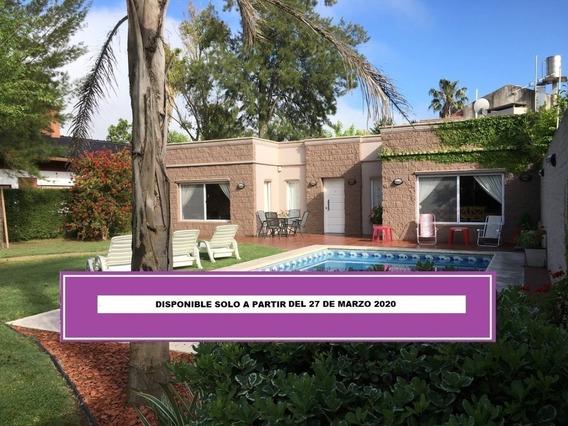 Alquiler Casa Quinta-barrio La Celia-ezeiza-zona Sur