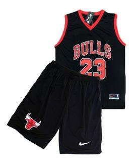 Conjunto Basquete Regata Bermuda Adulto Esporte Camisa