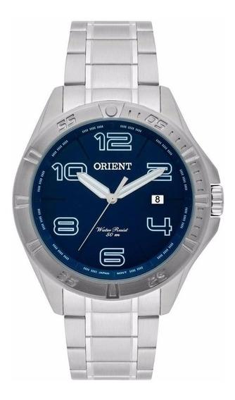 Relógio Masculino Orient Analógico Mbss1274 D2sx 10 Atm