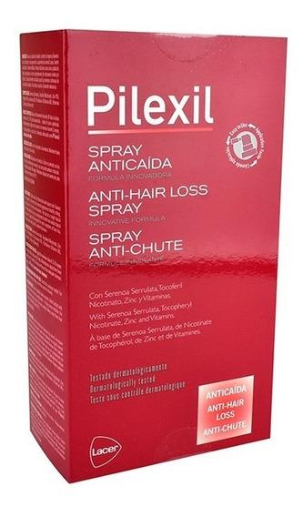 Pilexil Spray Anticaida De Cabello + Eficacia Como Minoxdil