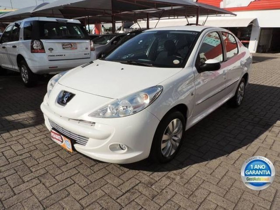 Peugeot 207 Sedan Xr Sport Passion 1.4 8v Flex, Mkb8757
