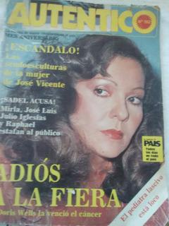 Antigua Revista Auténtico, Edición Sin Desperdicio (1988)