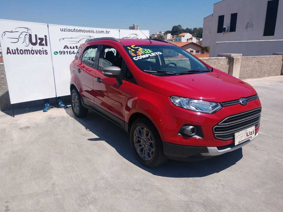Ford Ecosport Freestyle 1.6 Flex Completo 2015