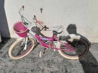 Bicicleta Nena Rodado 18