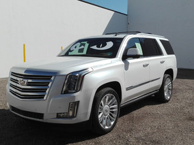 Cadillac Escalade 6.2 Plinum 4x4 At 420hp