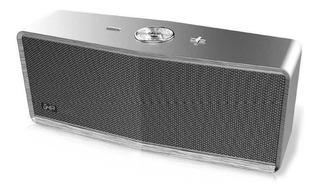 Bocina Portátil Recargable Con Bluetooth Y Tws Ghia Bx500 De 10w Rms Usb Radio Fm Micro Sd Auxiliar