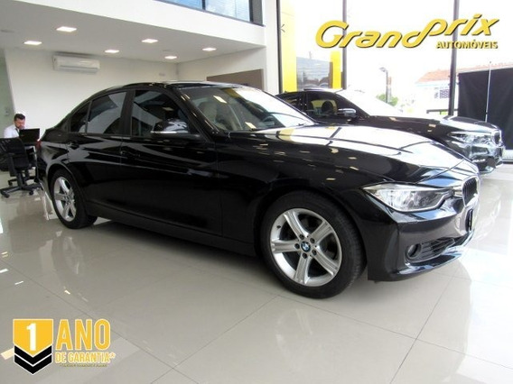 Bmw 320i 2015 2.0 16v Turbo Active Flex 4p Automática Pret