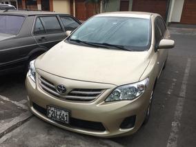 Toyota Corolla Xli 1.6 2014