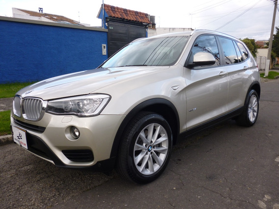 Bmw X3 (f25) Xdrive35i Executive Tp 3.0