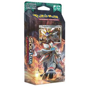 Cartas - Pokemon Deck Sol E Lua 2 - Guardioes Ascendentes -