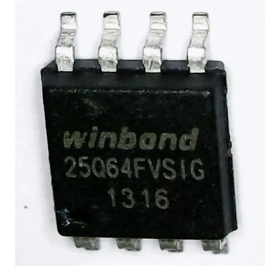 Memoria Flash Gravada Tv Sti Semp Toshiba Le3256 (b)w