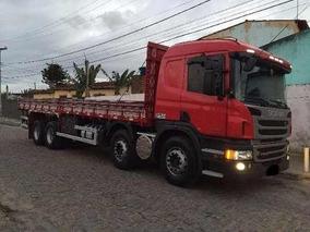 Scania P310 - Bi-truck - 8x2 - Automática 2014