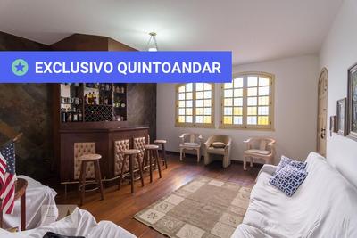 Casa Mobiliada Com 3 Dormitórios E 4 Garagens - Id: 892876651 - 176651