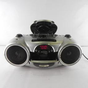 Durabrand Cd-2036 Am/fm Cassette Recorder Cd Player Usado