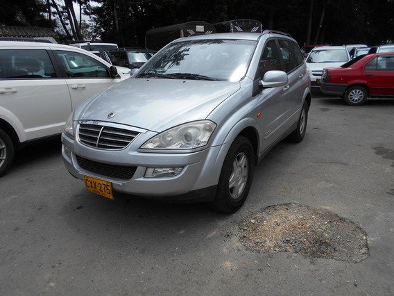 Ssang Yong Kyron Automatica Diesel 2.0
