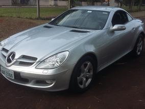 Mercedes Benz Slk 200 Kompressor : Baixa Km : Impecável