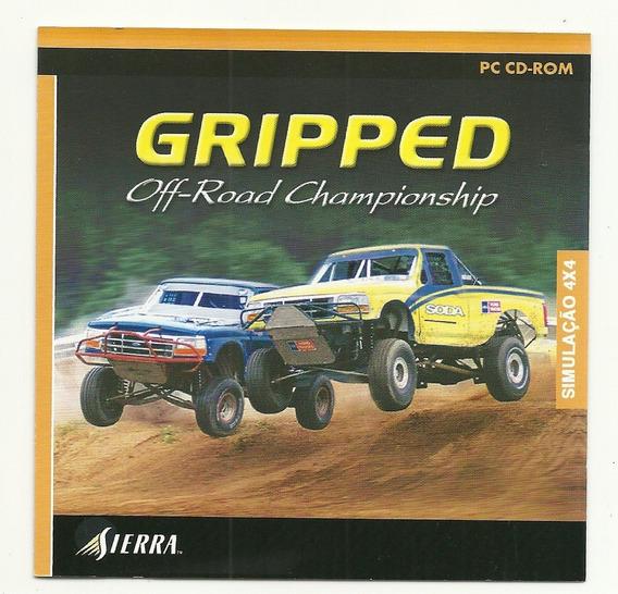 Jogo Gripped Of-road Championship (para Pc)