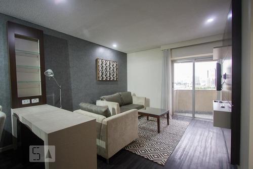 Apartamento Para Aluguel - Brooklin, 1 Quarto,  57 - 893310981