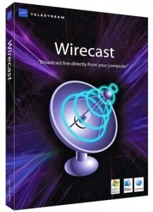 Wirecast Pro 7.1