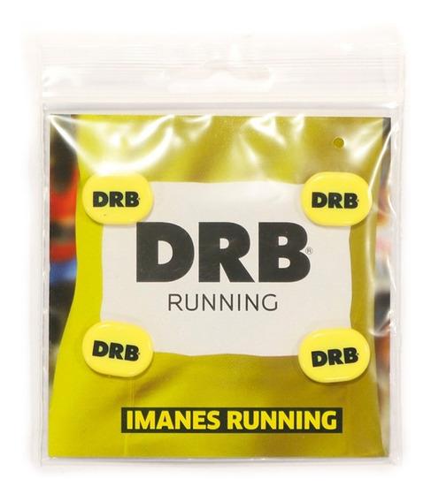 Iman Magnet Running Drb - Para Fijar Numero Marathon Cartel