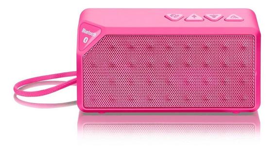Caixa De Som Bluetooth Multilaser 10w Micro Sd Rádio Fm