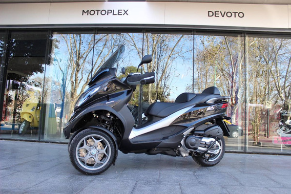 Piaggio Mp3 500 Business Motoplex Devoto - No Scooter Bmw