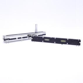 Potenciômetro Deslizante Stereo 50ka A503 K50a Percurso 60mm