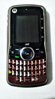 Nextel Motorola I465 Câmera Viva Voz Celular P/ Colecionador