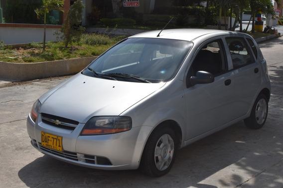 Chevrolet Aveo Motor 1.6 Plata 31.000 Km