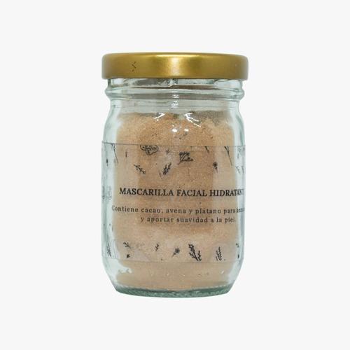 Hidratante Facial Natural Cacao - g a $400
