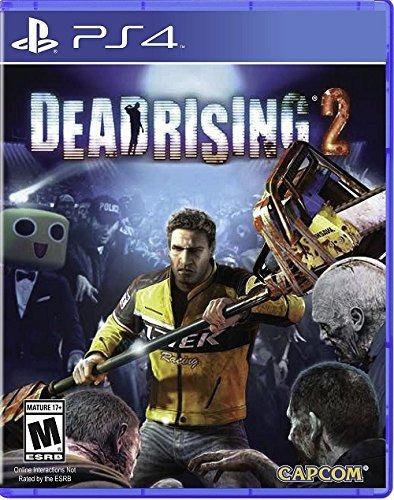 Dead Rising 2 - Ps4 - Pronta Entrega!