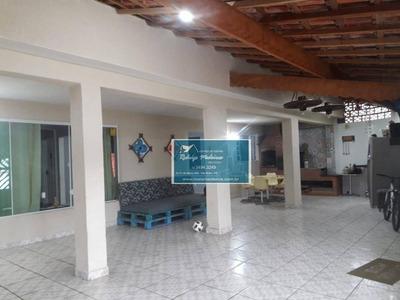 Casa Residencial À Venda, Canto Do Forte, Praia Grande. - Ca0007