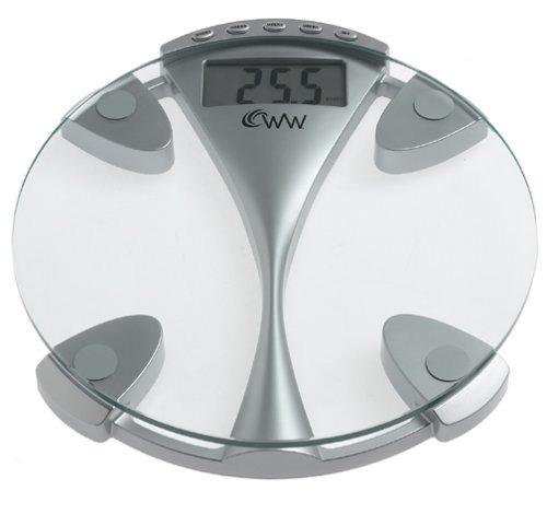 Weight Watchers By Conair Vidrio Báscula Electrónica De Mem