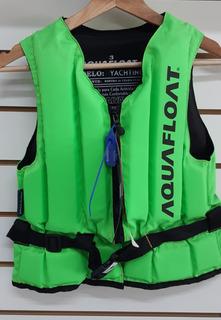 Chaleco Salvavidas Aquafloat Kayak Bastonado El Jabali
