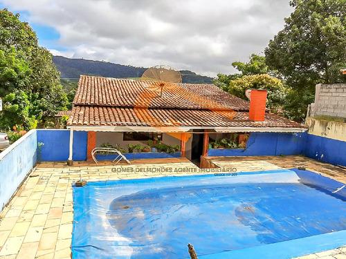 Atibaia Sp Chácara 1.000 M² 3 Quartos Ref. Atq-3